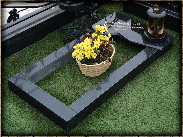 Цветник на кладбище своими руками 989